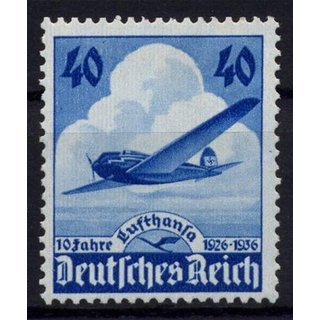 DR 1936, Mich.-Nr.: 603 **
